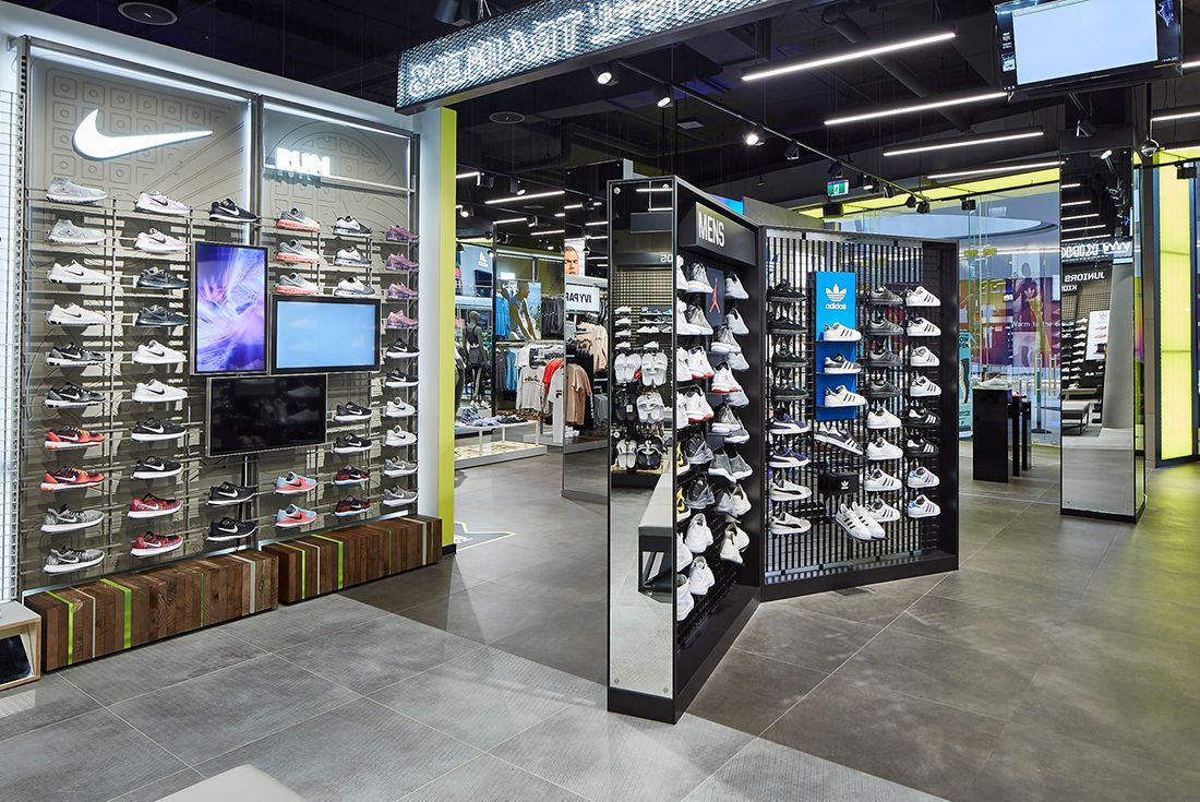 Take A Look Inside The New Pacific Fair Jd Sports Store31