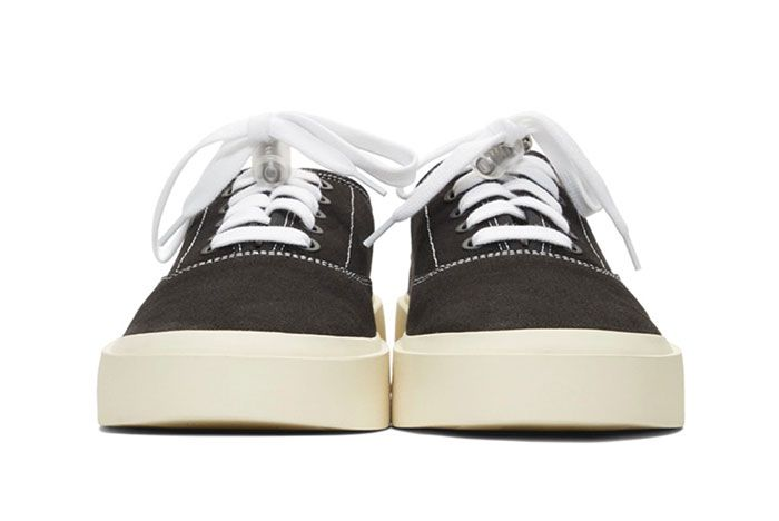 Fear Of God Canvas Sneaker Backless 3