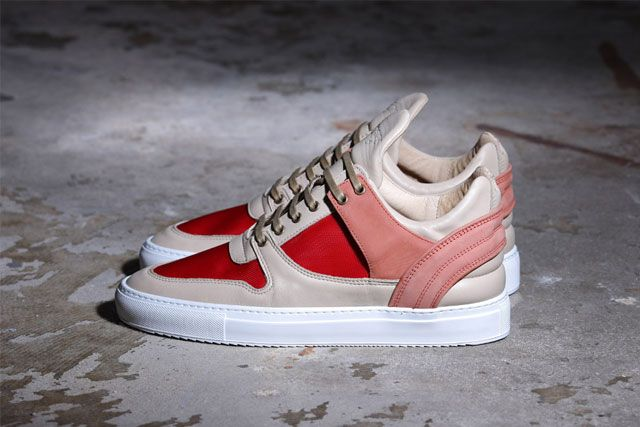 Filling Pieces Low Top Transformed Peach 4