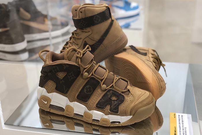 South Korea Puts On Wild Custom Sneaker Exhibition