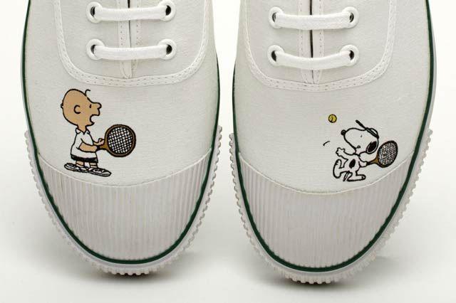 Peanuts X Bata Tennis Anniversary Pack2