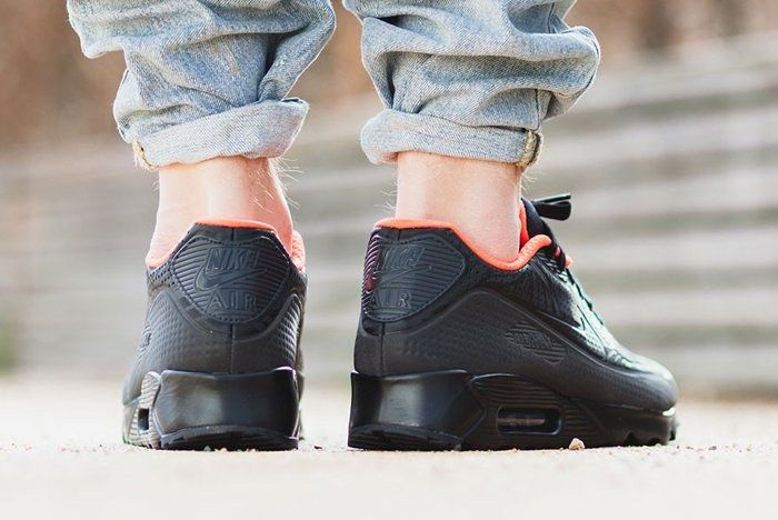 Nike Air Max 90 Ultra Moire Fb Black 1