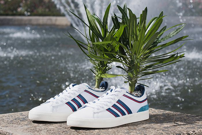 Alltimers Adidas Skateboarding Campus Vulc Second Collection Sneaker Freaker 4