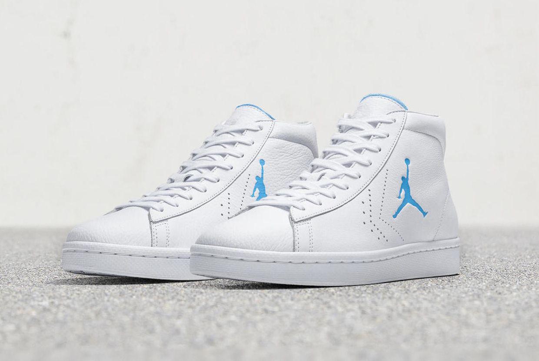 Converse Pro Leather Birth Of Michael Jordan 03 Sneaker Freaker