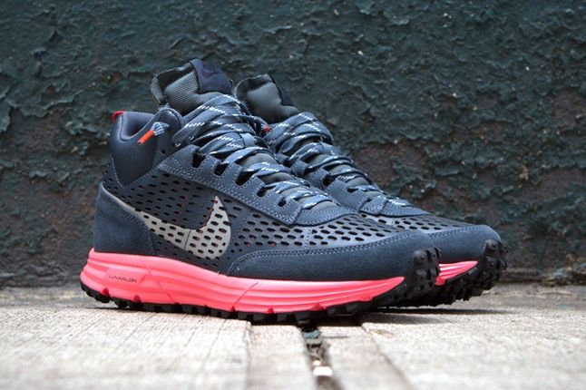 Nike Lunar Ldv Mid Navy 5
