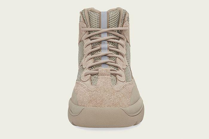 Adidas Yeezy Desert Boot Rock Release Date Front