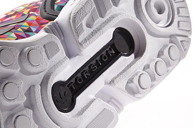 Adidas Originals Zx Flux Photo Print Pack 14