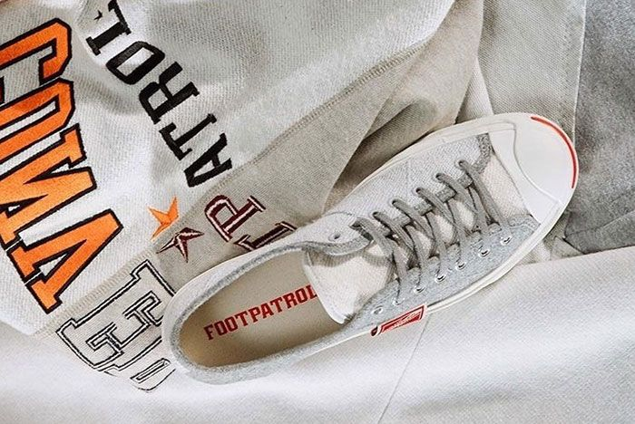 Footpatrol X Converse Chuck And Jack Purcell Teaser1
