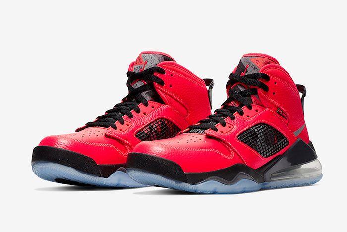 Jordan Mars 270 Psg Infrared Cn2218 600 Release Date 4 Pair