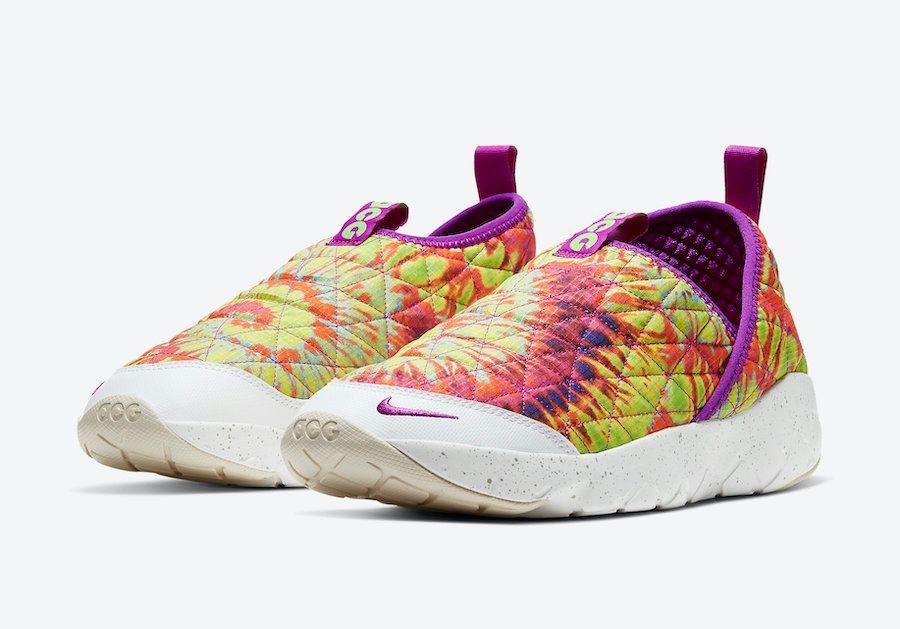Nike ACG Moc 3.0 Tie-Dye Angled