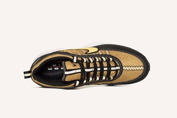 Nike Air Zoom Spiridon Gold Rush 3
