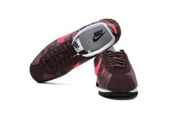 Nike Cortez Prm Tiger Camo Pack Red 2 1