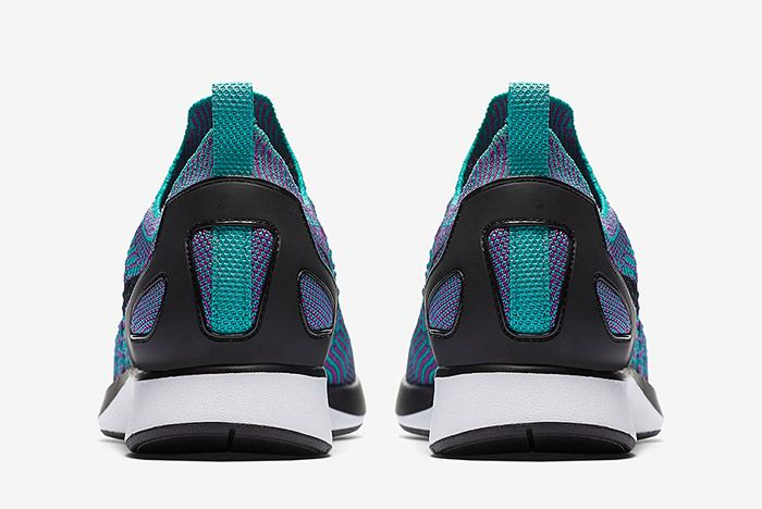 Nike Zoom Mariah Flyknit Racer Clear Jade 2