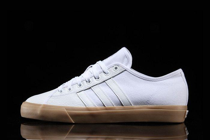 Adidas Matchcourt Rx White Gum 6