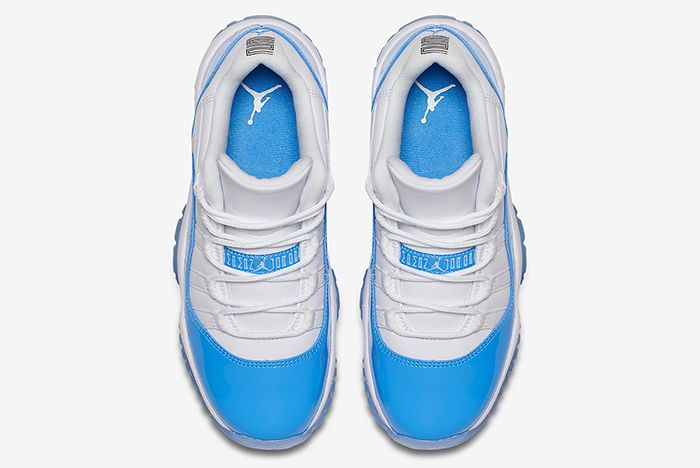 Air Jordan 11 Low University Blue6