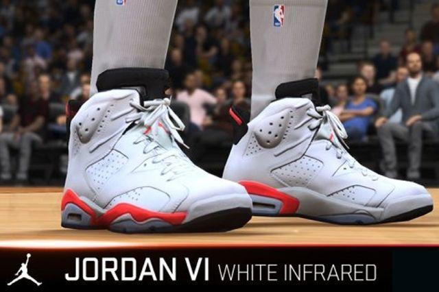 Nba 2 K15 Air Jordan Retros 5