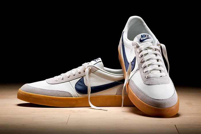 Nike Killshot White Blue 4