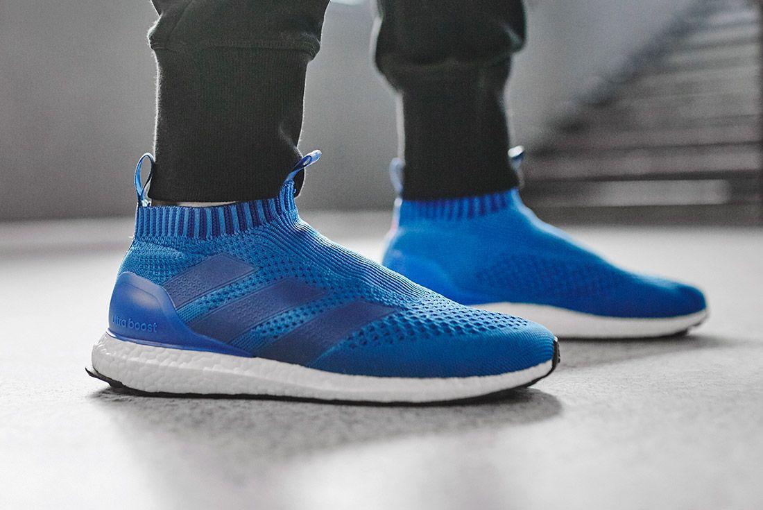 Adidas Ace 16 Ultra Boost Blue Blast 2