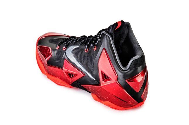 Nike Lebron 11 Away Edition 11