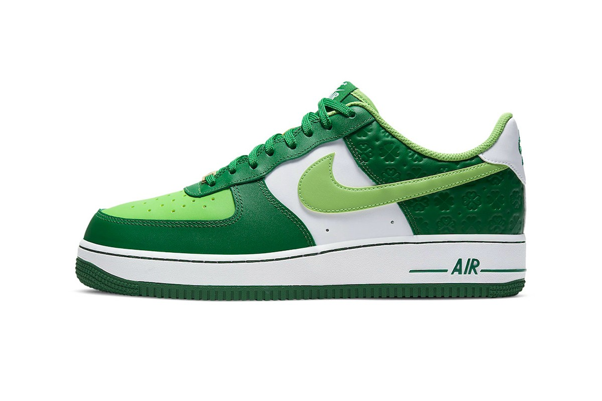Nike Air Force 1 St Patricks Day 2021