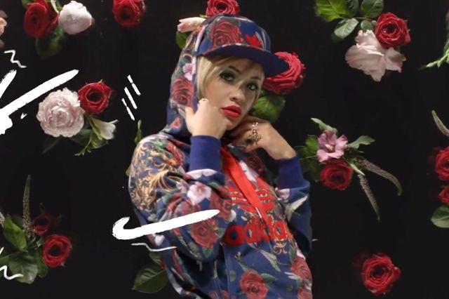 Rita Ora Unstoppable Adidas 2