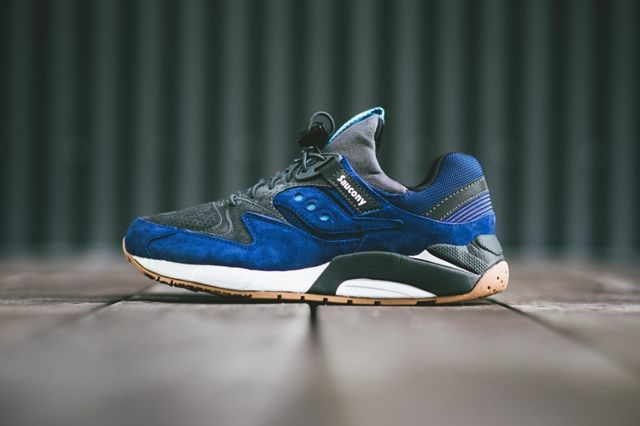 Saucony Grid 9000 2014 Spring Delivery 8