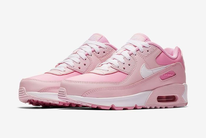 Nike Air Max 90 Pink Cv9648 600 Release Date 4Official