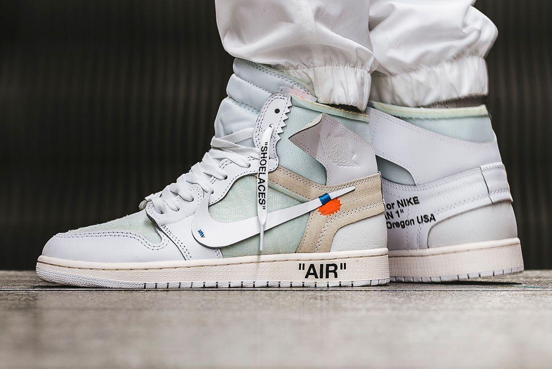 Off White Air Jordan 1 9