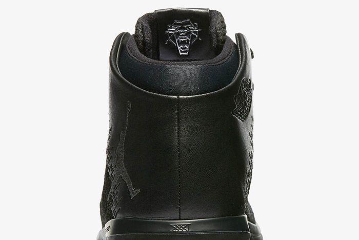 Air Jordan Xxxi 31 Black Cat 9