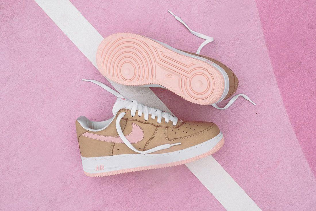 Nike Air Force 1 Linen Retro 6
