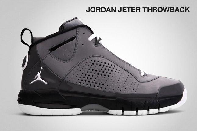 Jordan Jeter Throwback 1