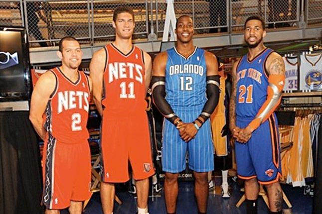 Adidas New Uniform Nba Launch 6 1
