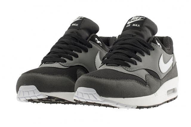Nike Air Max 1 Black Cool Grey 1