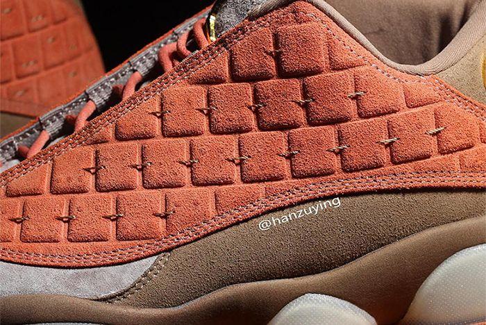 Clot Air Jordan 13 Release 4