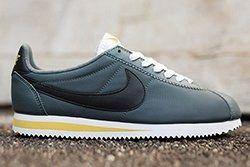 Nike Cortez Nylon Greyblackwhite Thumb