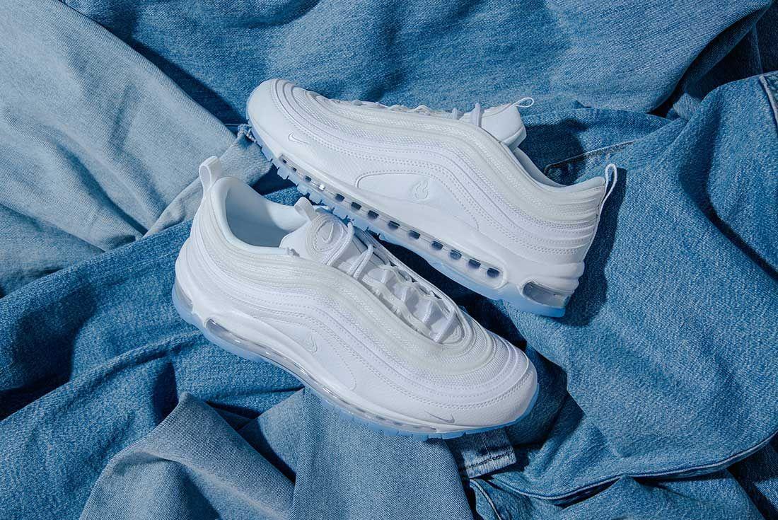Nike Air Max 97 White Heat Denim