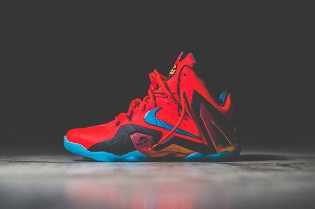 Nike Lebron 11 Elite Hero 8