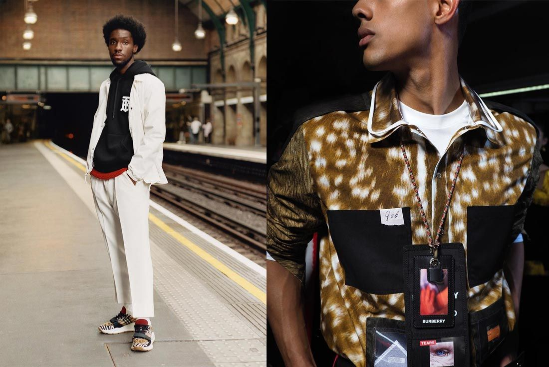 Five Sneaker Takeaways London Fashion Week 4