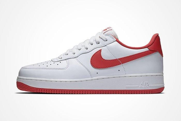 Nike Air Force 1 Low Whitered Feature