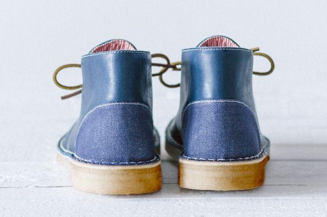 Herschel Clarks Desert Boot 4