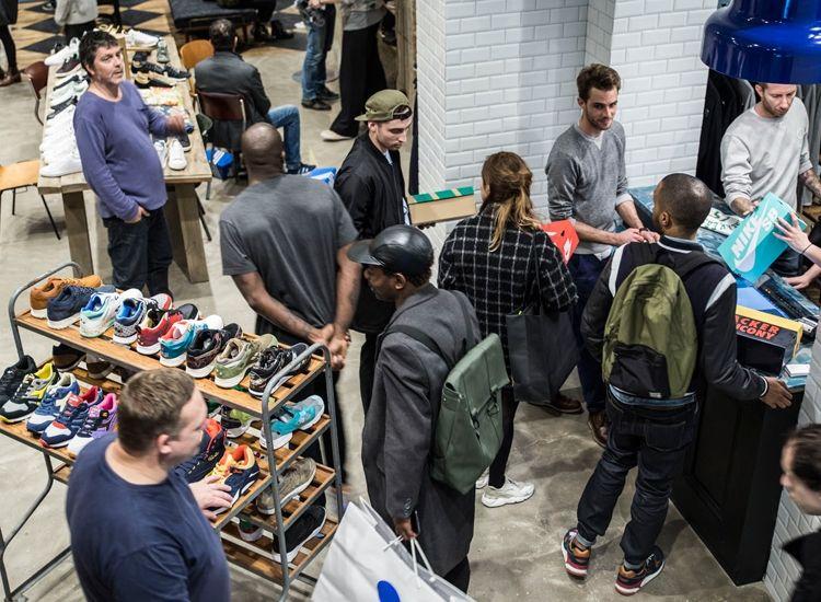 Sneakersnstuff Paris Opening Day 10