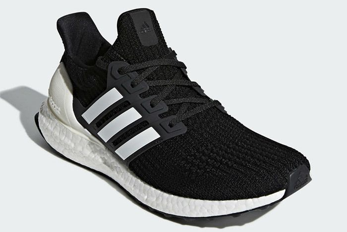 Adidas Ultra Boost Show Your Stripes Core Black Cloud White Carbon Aq0062 5