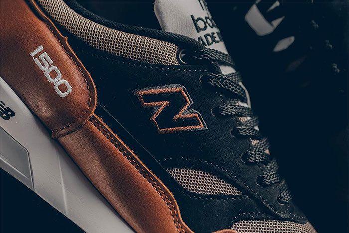 New Balance 1500 Uk Brown Black 6