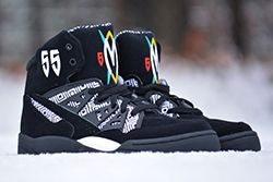 Adidas Mutombo Black White Thumb