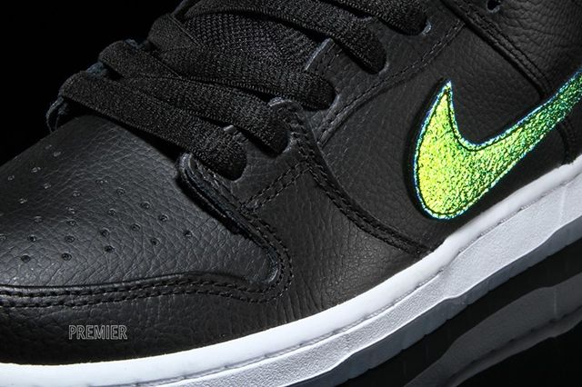 Nike Sb Dunk Low Sparkle 4