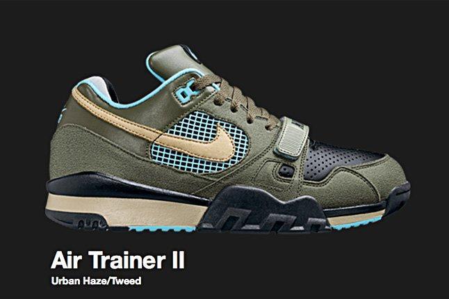 Nike Urban Haze Sb Air Trainer Ii 2008 1