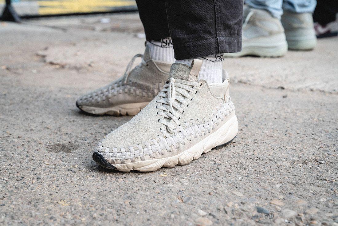 Sneakerness Milan Sneaker Freaker On Foot Shot10