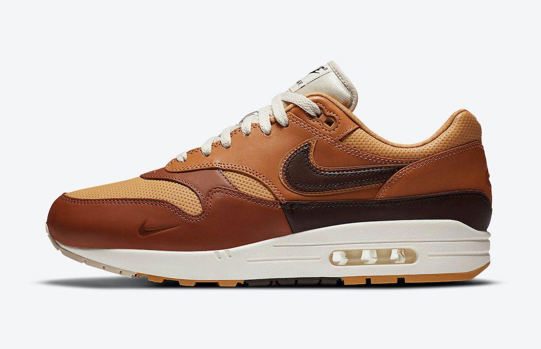 Nike Air Max 1 Brown