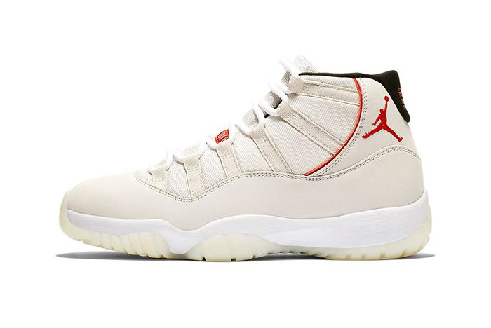 Air Jordan 11 Platinum Tint 1
