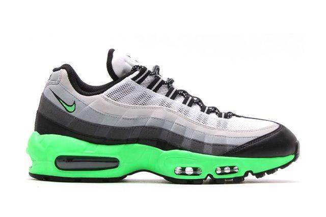 Nike Air Max 95 Poison Green 2